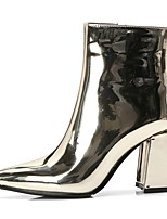 cheap -Cosplay Vintage 1960s Gogo Boots Women's Costume Golden / Silver Vintage Cosplay Party