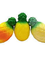 cheap -Squishy Toy Slow Rising Stress Reliever Pineapple Safety Convenient Grip Decompression Toys Soft 1 pcs Child's All Toy Gift