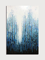 cheap -Hand Painted Canvas Oilpainting Abstract Landscape Home Decoration with Frame Painting Ready to Hang