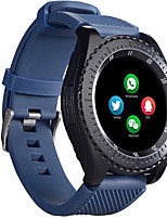 cheap -Z3 Unisex Smartwatch Android iOS Bluetooth Heart Rate Monitor Blood Pressure Measurement Sports Long Standby Exercise Record Timer Stopwatch Pedometer Call Reminder Sleep Tracker