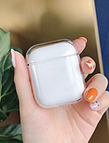 cheap -Transparent Wireless Earphone Charging Cover Bag for Apple AirPods 1 2 Cases Hard PC Bluetooth Box Headset Clear Protective