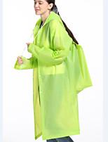 cheap -Women's Hiking Raincoat Outdoor Waterproof Windproof Raincoat Yellow / Army Green / Blue / White