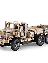 cheap -Building Blocks Car 1 pcs Military compatible Legoing Military Focus Toy Simulation Truck All Toy Gift