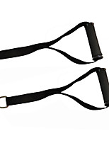 cheap -Exercise Handles Sports Nylon Exercise & Fitness Gym Workout Durable Strength Trainer For Men Women