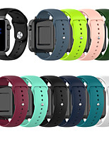 cheap -18mm Watch Band for Mi Smartwatch Xiaomi Sport Band Silicone Wrist Strap