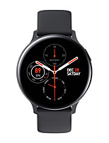 cheap -S20 Smartwatch for Samsung/ iPhone/ Android Phones Support Heart Rate/ Blood Pressure Measurement/ Calories Burned/ Notify Fitness Tracker