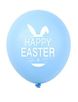 cheap -Happy easter bunny egg Holiday Decorations ballon