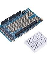 cheap -MEGA 2560 Protoshield Prototype V3.0 Extension Board for Arduino