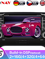 cheap -ZWNAV 7inch 2din Android 9 Car CD DVD Player Car MP5 Player Car GPS navigation Car multimedia player tape recorder auto stereo IPS For Audi TT 2006-2014
