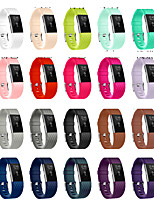 cheap -Watch Band for Fitbit Inspire HR Fitbit Sport Band TPE Wrist Strap