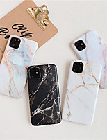 cheap -For Apple iPhone 6/6s/6S Plus/7/8/Plus/8Plus/iPhone X/iPhone X/iPhone XR/iPhone XMax/iPhone 11/iPhone 11 Pro/iPhone 11 Professional Max ShockProof Solid Marble Textured Phone Case TPU