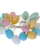 cheap -Christmas Cracked Egg Light String LED Easter Egg String Light Children Decorative Lantern