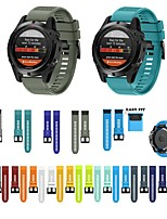 cheap -Watch Band for Fenix 5x Garmin Sport Band Silicone Wrist Strap