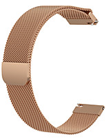 cheap -Watch Band for Ticwatch 2 / Ticwatch E TicWatch Milanese Loop Stainless Steel Wrist Strap