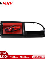 cheap -ZWNAV 9 inch 1din 1GB 16GB Android 10.0 Car GPS Navigation Car MP5 Player Car Stereo Player Car Multimedia Player CarPlay WIFI For Ford Transit 2010-2016