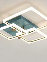 cheap -QIHengZhaoMing 3-Light 47 cm Globe Design Flush Mount Lights Acrylic Modern 110-120V / 220-240V