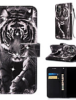 cheap -Case For Apple iPhone 11 / iPhone 11 Pro / iPhone 11 Pro Max Wallet / Card Holder / with Stand Full Body Cases Animal PU Leather for iPhone XS MAX XR XS X 8 PLUS 7 PLUS 6 PLUS 8 7 6S