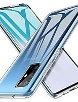 cheap -Transparent Soft TPU Phone Case for Samsung Galaxy S20 S20 Plus S20 Ultra S10 S10E S10 Plus S10 5G S9 S9 Plus S8 S8 Plus A51 A71 A81 A91 A10 A20 A30 A40 A50 A70 A70S A50S A30S A20E Note 10 Note10 Plus