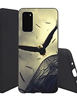 cheap -Case For Samsung Galaxy Galaxy S10 / Galaxy S10 Plus / Galaxy S10 E Ultra-thin / Pattern Back Cover Animal TPU