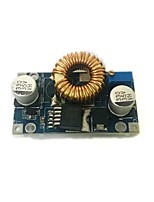 cheap -DC Step-Down Power Supply Module with Vehicle-Nounted Power Supply Input 5-42V Output Adjustable 12/24V