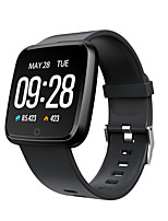 Недорогие -Y7 Универсальные Умные браслеты Android iOS Bluetooth Сенсорный экран Пульсомер Измерение кровяного давления Израсходовано калорий Длительное время ожидания ЭКГ + PPG