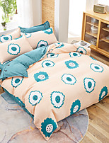 cheap -4pcs Kid Bed Cover Set Cartoon Duvet Cover Adult Child Bed Sheets And Pillowcases Comforter Bedding Set