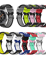 cheap -Watch Band for Huawei Fit / Huawei Honor S1 / Huawei Watch / Huawei B5 FOSSIL / Huawei / Withings Sport Band Silicone Wrist Strap