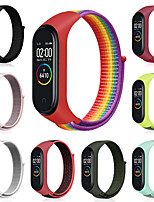 cheap -Watch Band for Mi Band 3 / Xiaomi Mi Band 4 Xiaomi Sport Band Nylon Wrist Strap
