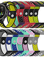 cheap -Watch Band for Vivomove / Vivomove HR / Vivoactive 3 Garmin Modern Buckle Silicone Wrist Strap