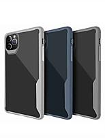 Недорогие -чехол для apple iphone 11 / iphone 11 pro / iphone 11 pro max ударопрочный / прозрачная задняя крышка прозрачный тпу для xs max / xr / xs / x / 8 plus / 7 plus / 6s plus / 8/7 / 6s