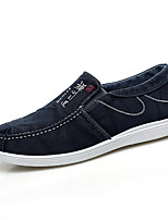 cheap -men's comfort shoes mesh fall & winter sneakers black / blue