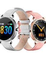 cheap -H7 Women's Smartwatch Android iOS Bluetooth Waterproof Heart Rate Monitor Blood Pressure Measurement Distance Tracking Information Pedometer Call Reminder Activity Tracker Sleep Tracker Sedentary