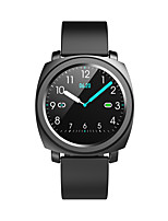 cheap -R02 Unisex Smartwatch Android iOS Bluetooth Heart Rate Monitor Blood Pressure Measurement Sports Long Standby Exercise Record Timer Stopwatch Pedometer Call Reminder Sleep Tracker