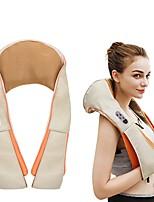 cheap -U Shape Heat Deep Kneading Infrared Massager Electrical Shiatsu Back Neck Shoulder Body Massager Infrared Massager Car/Home