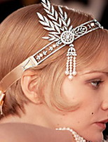 cheap -Dance Accessories 1920s / The Great Gatsby Women's Alloy Crystals / Tassel Vintage / Costume & Disguise