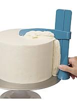 cheap -Cake Scraper Smooth Adjustable Fondant Spatula Cake Edge Trimmer Cream Decoration DIY Dessert Accessories Kitchen Cake Tool