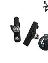 cheap -Bike Disc Brake Pads Road Bike / Mountain Bike MTB Reduces Chafing / Durable / Easy to Install Rubber / Aluminium Alloy Black / Silver