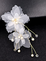 cheap -Wedding Flowers Brooches & Pins Wedding / Party Evening Beads 0-10 cm
