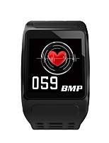 cheap -NORTH EDGE N01 Unisex Smartwatch Android iOS Bluetooth Touch Screen Heart Rate Monitor Blood Pressure Measurement Information Camera Control Pedometer Call Reminder Sleep Tracker Community Share
