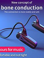 cheap -LITBest HBQ-PRO TWS True Wireless Bone Conduction Sports Earbuds Earhook Outdoor Fitness Bluetooth 5.0 Stereo