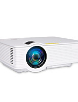 cheap -GP9 Mini LED LCD Portable Projector 1000 lumens support USB/SD/VGA/AV/HDMI
