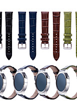 cheap -Watch Band for Huawei B5 Huawei Business Band Genuine Leather Wrist Strap