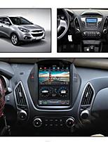 cheap -ZWNAV 10.4inch 1din 4GB 64GB Tesla style Android 8.1 Car DVD Player GPS Navigation radio tape recorder stereo car multimedia player IPS For Hyundai IX35 2018-2019