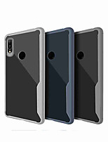 cheap -Case For Huawei Huawei P20 / Huawei P20 Pro / Huawei P20 lite Shockproof / Transparent Back Cover Transparent TPU