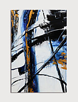 cheap -Hand Painted Rolled Canvas Oil Painting Modern Abstract Home Decoration Painting Only