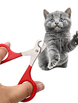 cheap -2pcs Pet Products Pet Accessories Pet Claw Care Tools Claw Clippers Dog Scissors For Nails Cat Cleaning Tools Dog Supplies