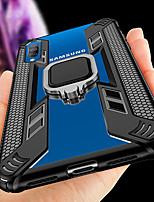 cheap -Case For Samsung Galaxy Galaxy A10(2019) / Galaxy A30(2019) / Galaxy A50(2019) Shockproof / Ring Holder Back Cover Armor TPU / PC / Metal