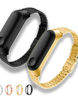 cheap -Metal Strap For Xiaomi Band 3 4 Watch Strap Stainless Steel Bracelet Wristband