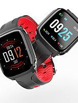 cheap -TF9 Unisex Smart Wristbands Android iOS Bluetooth Waterproof Heart Rate Monitor Blood Pressure Measurement Distance Tracking Information Pedometer Call Reminder Activity Tracker Sleep Tracker