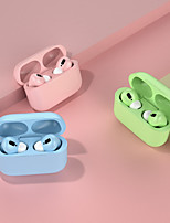 cheap -Macaron 11 Airpodding Pro 3 Wireless Headphones Bluetooth Earphone Headset Smart Touch Aire Earbuds With Case for iPhone Android pod Pro 3